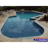 onde encontrar piscina elevada com deck Guarujá