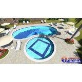 onde encontrar piscinas sob medida Condomínio Maracanã