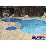 onde encontrar projeto de piscina residencial em são paulo em Santana de Parnaíba