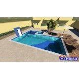 onde encontro piscina personalizada São Sebastião