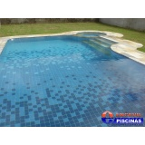 orçamento de piscina de concreto armado para hotel Fundação
