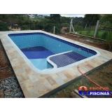 orçamento de piscina de concreto armado para pousadas Boituva