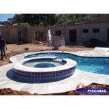 piscina alvenaria com hidro preço em Santo André