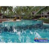 piscina alvenaria preço Jardim Aracília