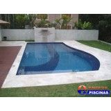piscina azulejo preço CECAP