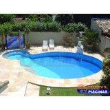 piscina concreto preço em Ilha Comprida