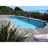 piscina de academia quanto custa Camilópolis