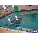 piscina de alvenaria 3x5 sob medida Jardim Bela Vista