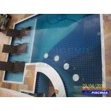 piscina de alvenaria com hidro