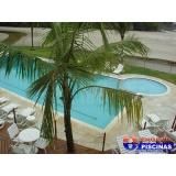 piscina de alvenaria de canto Ponte Grande