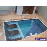 piscina de alvenaria em são paulo no Jaguaré
