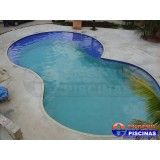 piscina de alvenaria em sp em Sumaré