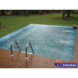 piscina de alvenaria estrutural preço em Ponte Grande