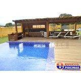 piscina de alvenaria estrutural em Limeira