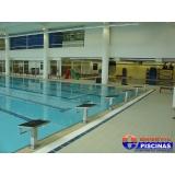 piscina de alvenaria grande Bangú