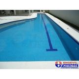 piscina de alvenaria pequena Santos