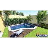 piscina de alvenaria personalizada preço na Santa Maria
