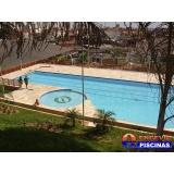 piscina de azulejo com vazamento preço São Roque