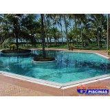 piscina de azulejo preço em Santana