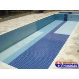 piscina de azulejos preço Arujá