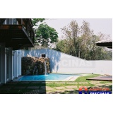 piscina de concreto armado para pousadas preço no Campo Belo