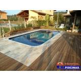 piscina de concreto armado para pousadas Bragança Paulista