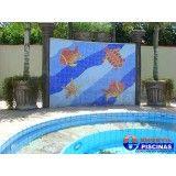 piscina de concreto armado preço Guarujá