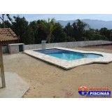 piscina de concreto infantil quanto custa Jardim São Caetano