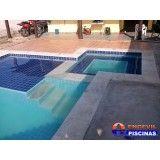 piscina de concreto quanto custa na Aclimação