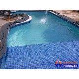 piscina infantil com cobertura Jardim Veloso
