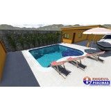 piscina infantil personalizada preço Fundação
