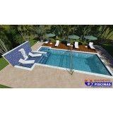 piscina infantil sob medida quanto custa em Moema