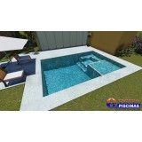 piscina infantil sob medida em Botucatu