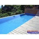piscina olímpica preços em Santo Amaro