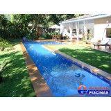 piscina olímpica projeto CECAP