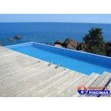 piscina para academia preço Jardim São Caetano