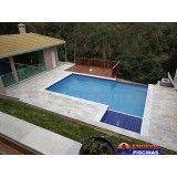 piscina para academia valor no Jardim Bela Vista