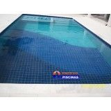 piscina para academia valores Santa Paula