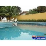 piscina para condomínios em Piracicaba