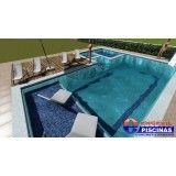 piscina personalizada para residências Jardim Maria Beatriz