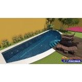 piscina personalizada preço m2 Jardim Aracília