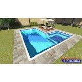 piscina personalizada preço Jardim São Caetano