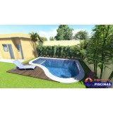 piscina personalizada em Louveira