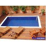 piscina redonda de fibra com hidro Boraceia