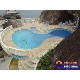 piscina residencial em são paulo Jardim Alzira Franco