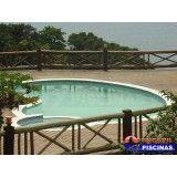 piscina residencial em sp em Campinas