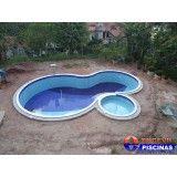 piscina semi olímpica projeto em Jacareí