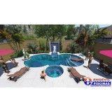 piscina sob medida em são paulo em Itatiba