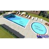 piscina sob medida preço em Juquiá