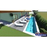 piscina sobre medida preço Bairro Silveira